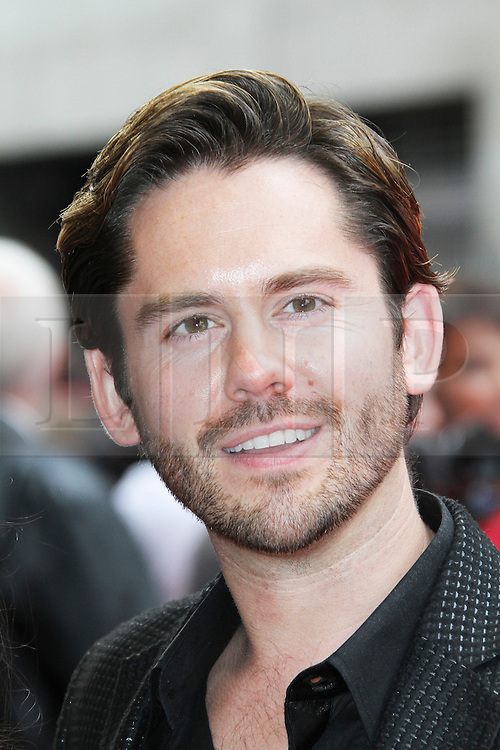 © Licensed to London News Pictures. 01/07/2013. London, UK. Martin Delaney at the Bula Quo UK film premiere, Odeon West End cinema Leicester Square, London. Photo credit: Richard Goldschmidt/LNP
