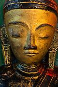 Shwe Oo Min Paya, a natural cave filled with Buddha statues. Kalaw.