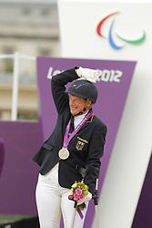 Näpel, Britta, <br /> London Paralympics 2012<br /> Grade II<br /> © www.sportfotos-lafrentz.de/ Stefan Lafrentz