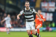 Forest Green Rovers Christian Doidge(9) during the EFL Sky Bet League 2 match between Luton Town and Forest Green Rovers at Kenilworth Road, Luton, England on 28 April 2018. Picture by Shane Healey.