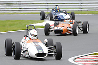 HSCC Gold Cup Oulton Park, Cheshire, United Kingdom.  28th-29th August 2011.  Race 10 HSCC Grand Stand Motor Sport Historic Formula Ford In Association with Avon Tyres. 6 Stuart Baird - Merlyn MK11A. World Copyright: Peter Taylor/PSP. Copy of publication required for printed pictures. Every used picture is fee-liable.