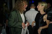 ROBERT PLANT; SAM TAYLOR WOOD, GQ 2008 Men of the Year awards. Royal Opera House. Covent Garden. London. 2 September 2008 *** Local Caption *** -DO NOT ARCHIVE-© Copyright Photograph by Dafydd Jones. 248 Clapham Rd. London SW9 0PZ. Tel 0207 820 0771. www.dafjones.com.