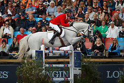 Weishaupt Philipp, GER, LB Convall<br /> FEI European Jumping Championships - Goteborg 2017 <br /> © Hippo Foto - Dirk Caremans<br /> 27/08/2017,