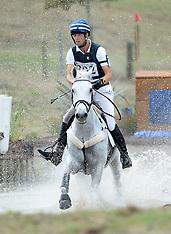Kihikihi-Equestrain, Kihikihi International horse trials, cross country
