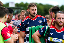 Nick Haining of Bristol Rugby looks on after the game - Rogan/JMP - 05/08/2017 - RUGBY UNION - Cleve RFC - Bristol, England - Bristol Rugby v Harlequins - Pre-Season Friendly.