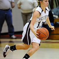 01.13.2011 Lutheran West at Wellington Girls Varsity Basketball