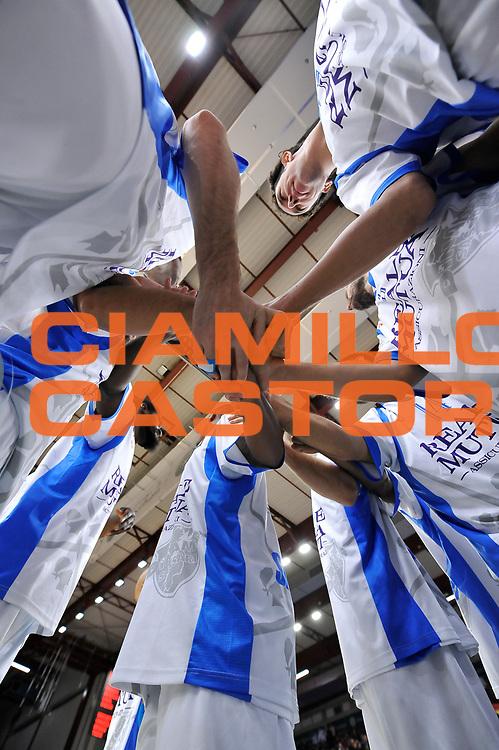 DESCRIZIONE : Eurolega Euroleague 2014/15 Gir.A Dinamo Banco di Sardegna Sassari - Real Madrid<br /> GIOCATORE : Team Sassari<br /> CATEGORIA : Fair Play Before<br /> SQUADRA : Dinamo Banco di Sardegna Sassari<br /> EVENTO : Eurolega Euroleague 2014/2015<br /> GARA : Dinamo Banco di Sardegna Sassari - Real Madrid<br /> DATA : 12/12/2014<br /> SPORT : Pallacanestro <br /> AUTORE : Agenzia Ciamillo-Castoria / Luigi Canu<br /> Galleria : Eurolega Euroleague 2014/2015<br /> Fotonotizia : Eurolega Euroleague 2014/15 Gir.A Dinamo Banco di Sardegna Sassari - Real Madrid<br /> Predefinita :