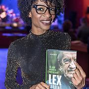NLD/Bussum/20190306  - boekpresentatie 50 jaar Nederlandse popcultuur van Lex Harding, Sylvana Simons