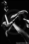 Berlin, DEU, 19.10.1992: Jazz Music , Jay Oliver  [ Photo-copyright: Detlev Schilke, Postfach 350802, 10217 Berlin, Germany, Mobile: +49 170 3110119, photo@detschilke.de, www.detschilke.de - Jegliche Nutzung nur gegen Honorar nach MFM, Urhebernachweis nach Par. 13 UrhG und Belegexemplare. Only editorial use, advertising after agreement! Eventuell notwendige Einholung von Rechten Dritter wird nicht zugesichert, falls nicht anders vermerkt. No Model Release! No Property Release! AGB/TERMS: http://www.detschilke.de/terms.html ]