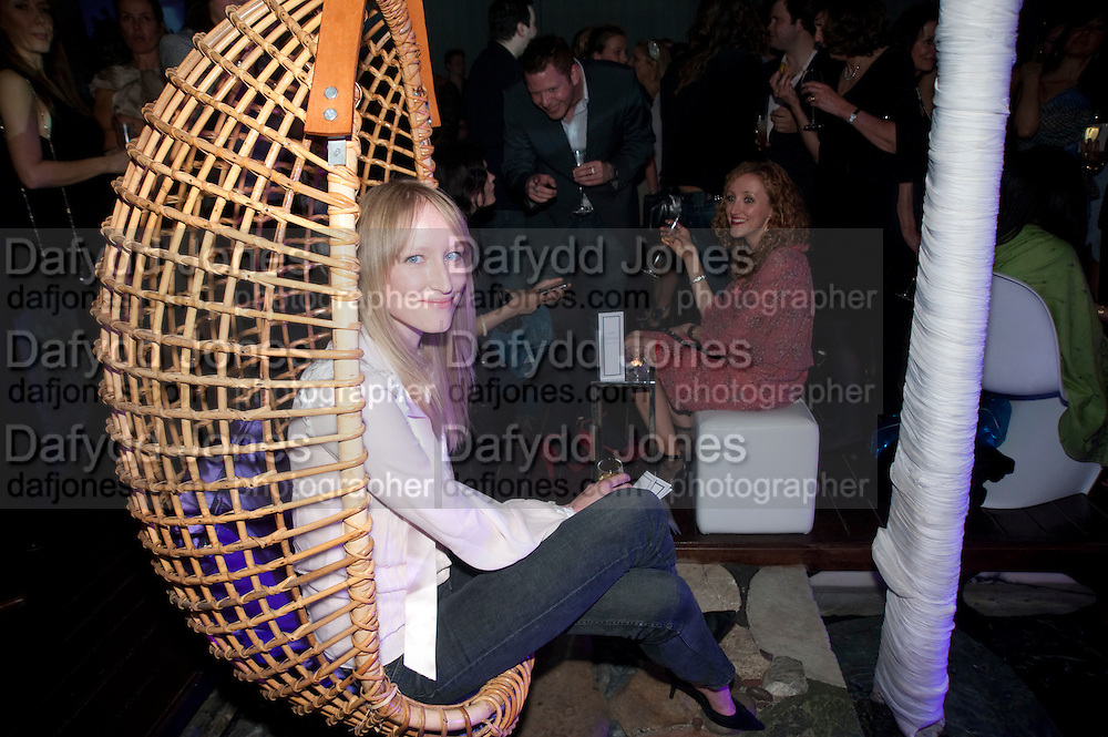 JADE PARFITT; AMY PARFITT, An evening at Sanderson to celebrate 10 years of Sanderson, in aid of Clic Sargent. Sanderson Hotel. 50 Berners St. London. W1. 27 April 2010 *** Local Caption *** -DO NOT ARCHIVE-© Copyright Photograph by Dafydd Jones. 248 Clapham Rd. London SW9 0PZ. Tel 0207 820 0771. www.dafjones.com.<br /> JADE PARFITT; AMY PARFITT, An evening at Sanderson to celebrate 10 years of Sanderson, in aid of Clic Sargent. Sanderson Hotel. 50 Berners St. London. W1. 27 April 2010