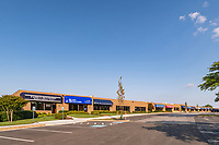 Exterior Image of Timonium Commerce Park by Jeffrey Sauers of Commercial Photographics,