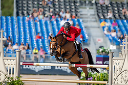 Guerdat Steve, SUI, Bianca<br /> World Equestrian Games - Tryon 2018<br /> © Hippo Foto - Dirk Caremans<br /> 21/09/2018