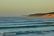 sunrise waves at Jan Juc