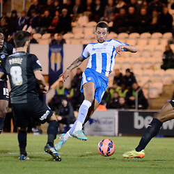 Colchester v Peterborough | FA Cup Second Round | 7 December 2014