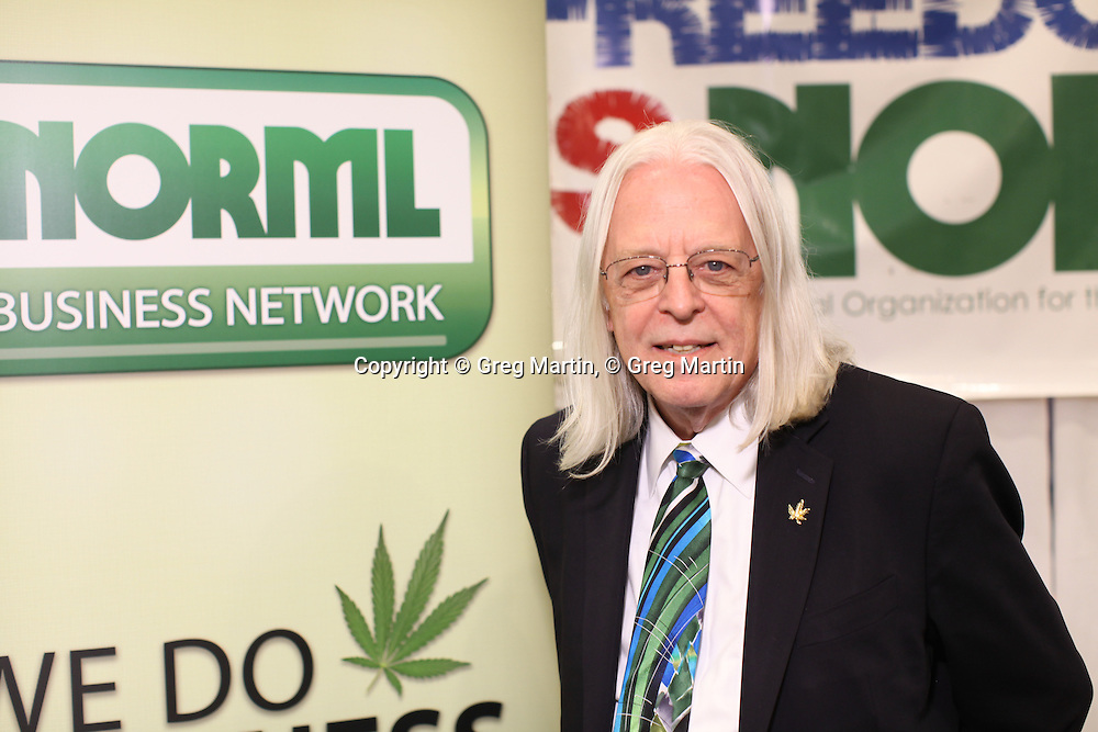 CWCBExpo NYC  Kieth Stroup NORML founder and lawyer
