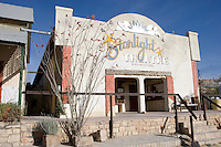 Starlight Theater at Terlingua Ghost Town, Terlingua, Texas