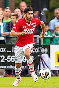 UITGEEST - 09-07-2016, AZ - FC Volendam, Complex FC Uitgeest, AZ speler Alireza Jahanbakhsh