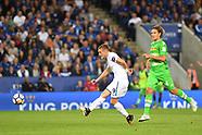 Leicester City v Borussia  Monchengladbach 04/07/2017