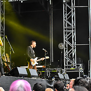 Sleeper performs at Kew the Music 2019 on 13 July 2019, London, UK.