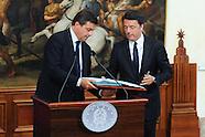 20160622-  Conferenza stampa a palazzo Chigi con Eni, Enel e Terna, Renzi