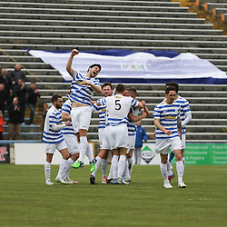 Morton v Peterhead | Scottish League One | 2 May 2015