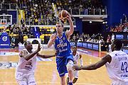 BIELLA 16 DICEMBRE 2012<br /> BASKET ALL STAR GAME<br /> NAZIONALE ITALIANA - ALL STAR<br /> NELLA FOTO MELLI<br /> FOTO CIAMILLO