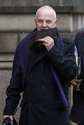© Licensed to London News Pictures . 15/11/2013 . Manchester , UK . RAY TERET arrives at Minshull Street Crown Court in Manchester this morning (15th November 2013) .  Teret , who is Jimmy Savile 's former chauffeur and flatmate , is charged 32 counts , including rape and sexual assault . He is charged alongside William Harper and Alan Ledger . Photo credit : Joel Goodman/LNP