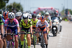 Stage 4 of the Giro Rosa - a 118 km road race, starting and finishing in Occhiobello on July 3, 2017, in Rovigo, Italy. (Photo by Sean Robinson/Velofocus.com)