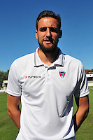 Marc Aurele Caillard - 07.08.2015 - Evian Thonon / Clermont - 2eme journee de Ligue 2<br /> Photo : Philippe Lebrech / Icon Sport