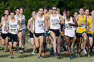 OC Men's Cross Country UCO Land Run - 9/3/2016