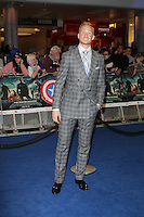 Greg Rutherford, Captain America: The Winter Soldier - UK Film Premiere, Westfield London UK, 20 March 2014, Photo by Richard Goldschmidt