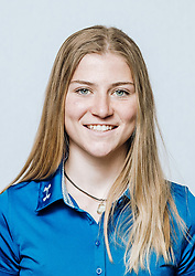 18.05.2019, DB Schenker, Kufstein, AUT, OeSV Portraits, im Bild Marita Kramer (Skispringen) // Marita Kramer (Skispringen) during the official Austrian Ski Federation 2019/ 2020 Portrait Session at the DB Schenker in Kufstein, Austria on 2019/05/18. EXPA Pictures © 2019, PhotoCredit: EXPA/ JFK