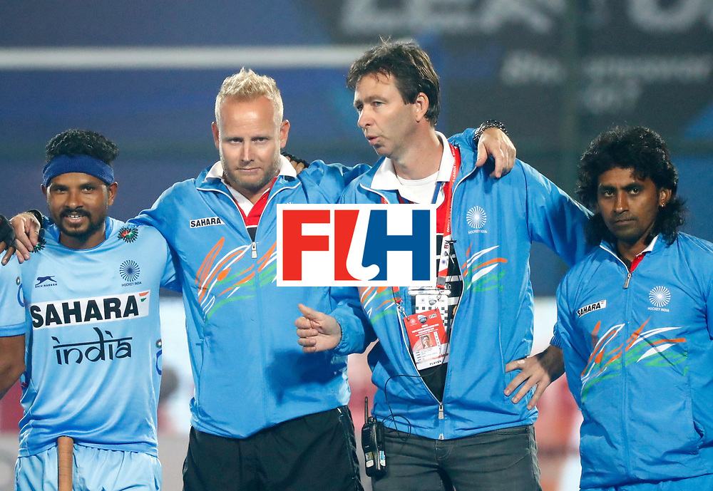 Odisha Men's Hockey World League Final Bhubaneswar 2017<br /> Match id:13<br /> Belgium v India<br /> Foto: Shoot Out<br /> India wins the Shoot Out<br /> COPYRIGHT WORLDSPORTPICS KOEN SUYK