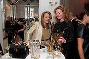 GEORGIA BYNG, Harper's Bazaar Women Of the Year Awards 2011. Claridges. Brook St. London. 8 November 2011. <br /> <br />  , -DO NOT ARCHIVE-© Copyright Photograph by Dafydd Jones. 248 Clapham Rd. London SW9 0PZ. Tel 0207 820 0771. www.dafjones.com.