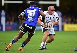 Callum Black of Worcester Warriors  - Mandatory by-line: Alex James/JMP - 28/09/2019 - RUGBY - Recreation Ground - Bath, England - Bath Rugby v Worcester Warriors - Premiership Rugby Cup