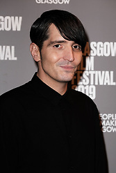 "Glasgow Film Festival, Saturday 23rd February 2019<br /> <br /> Pictured: Actor and writer David Dastmalchian attends the International Premiere of ""All Creatures Here Below""<br /> <br /> Alex Todd 