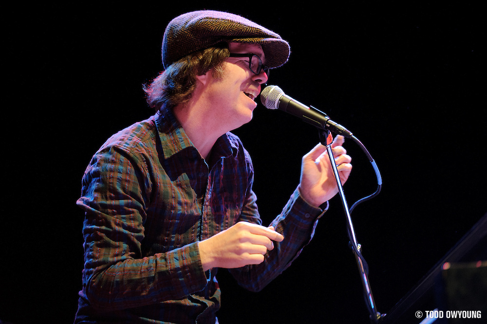 Photos of Ben Folds performing at the Pageant in St. Louis on January 30, 2011
