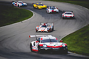 May 4-6 2018: IMSA Weathertech Mid Ohio. 911 Porsche GT Team, Porsche 911 RSR, Patrick Pilet, Nick Tandy