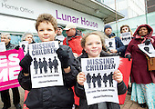Child Refugee Protest 6th November 2016