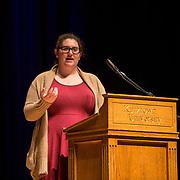 2016-10-13 Women's Center Speaker - Lindy West