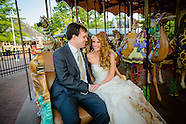 Jackie and Evan's New Orleans Wedding - The Portraits