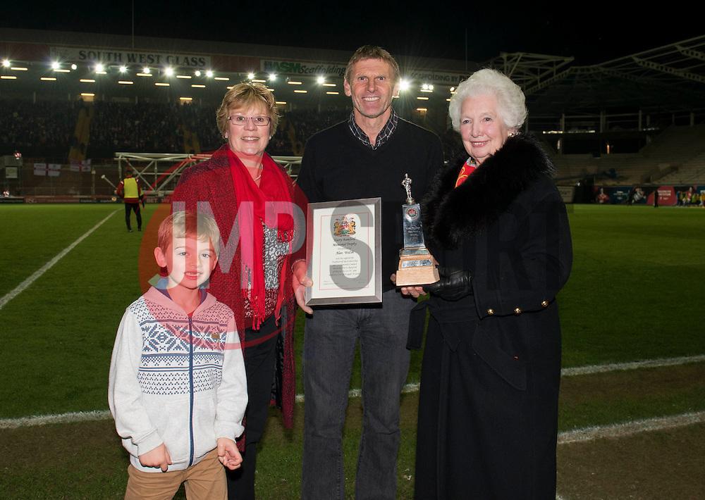 Harry Bamford - Photo mandatory by-line: Dougie Allward/JMP - Mobile: 07966 386802 - 07/04/2015 - SPORT - Football - Bristol - Ashton Gate - Bristol City v Swindon Town - Sky Bet League One
