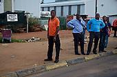 Botswana Taxi Ride