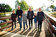 Portrait: Peterson Family 12-11-11