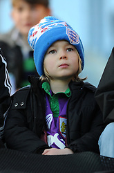 Bristol City fan - Photo mandatory by-line: Dougie Allward/JMP - Mobile: 07966 386802 - 28/12/2014 - SPORT - football - Gillingham - Priestfield Stadium - Bristol City v Gillingham - Sky Bet League One