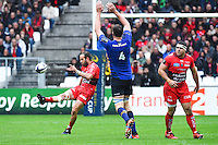 Frederik Michalak - 19.04.2015 - Toulon / Leinster - 1/2Finale European Champions Cup -Marseille<br />