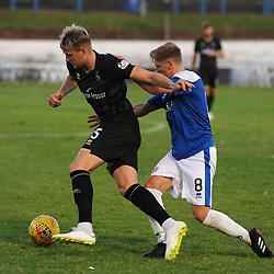 Cowdenbeath v Inverness, Scottish League Cup, 17 July 2018