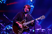 NEW YORK - JULY 22:  Singer John Bell of Widespread Panic performs in concert at Radio City Music Hall on July 22, 2010 in New York City.  (Photo by Joe Kohen/WireImage for New York Post)