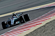 Valtteri Bottas of Mercedes AMG Petronas during the Bahrain Formula One Grand Prix Qualifying session at the International Circuit, Sakhir<br /> Picture by EXPA Pictures/Focus Images Ltd 07814482222<br /> 15/04/2017<br /> *** UK &amp; IRELAND ONLY ***<br /> <br /> EXPA-EIB-170415-0283.jpg