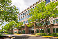 Architectural image of Ridgeview 1 Office Building in Chantilly Virginia by Jeffrey Sauers of Commercial Photographics, Architectural Photo and Video Artistry
